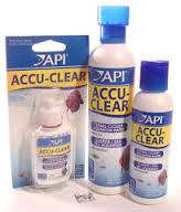 Bottles of API Accuclear