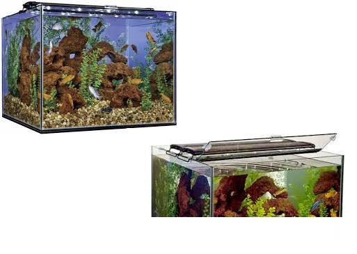 Marineland Frameless Cube