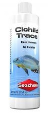 bottle of seachem cichlid trace